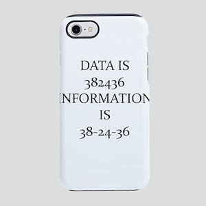 DATA iPhone 8/7 Tough Case