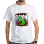 Toothbrush White T-Shirt