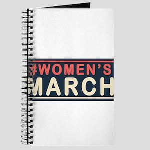 Womens March Journal