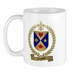 GAGNON Family Crest Mug
