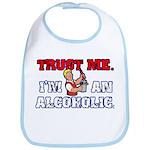 Trust Me I'm An Alcoholic Bib
