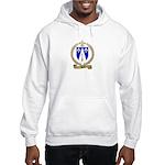 DUBE Family Crest Hooded Sweatshirt