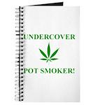 Undercover Pot Smoker Journal