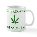 Undercover Pot Smoker Mug