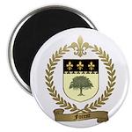 FOREST Family Crest Magnet