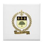 FOREST Family Crest Tile Coaster