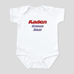 Kaden Knows Best Infant Bodysuit