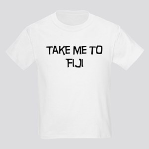 Take me to Fiji Kids Light T-Shirt