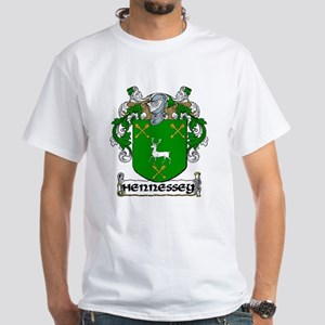 Hennessey Arms White T-Shirt
