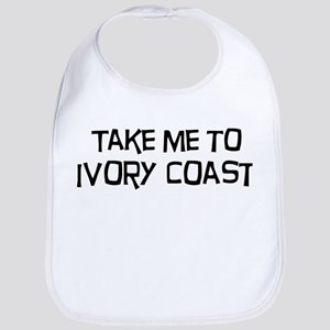 Take me to Ivory Coast Bib