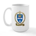 DUPUIS Family Crest Large Mug