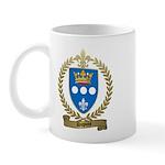 DUPUIS Family Crest Mug