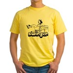 Swinger Yellow T-Shirt