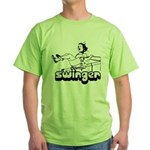 Swinger Green T-Shirt