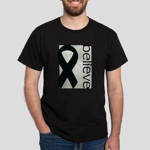 Pearl (Believe) Ribbon Dark T-Shirt