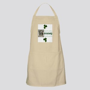 Hennessey Celtic Dragon Chef's Apron