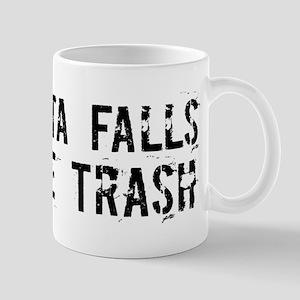 Wichita Falls White Trash Mug