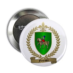 FOURNIER Family Crest Button