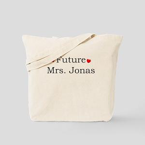 Future Mrs Jonas Tote Bag