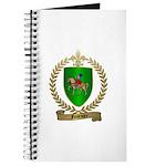 FOURNIER Family Crest Journal