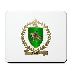 FOURNIER Family Crest Mousepad