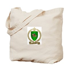 FOURNIER Family Crest Tote Bag
