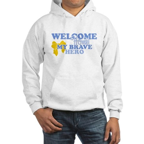 Brave Hero - Hooded Sweatshirt