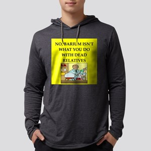 chemistry physics joke Long Sleeve T-Shirt