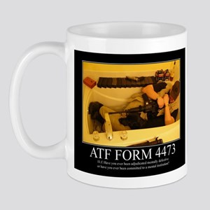 ATF Form 4473 Mug