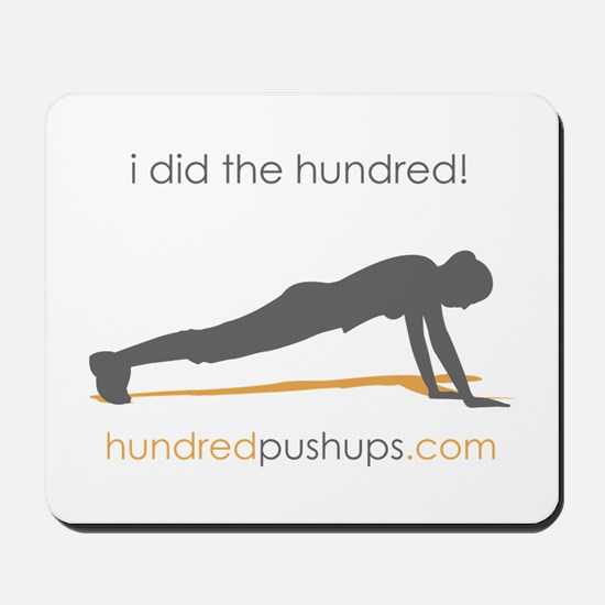 Did The Hundred Mousepad