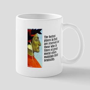 """Dante """"Hottest Places"""" Mug"""