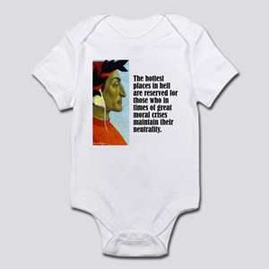 "Dante ""Hottest Places"" Infant Bodysuit"