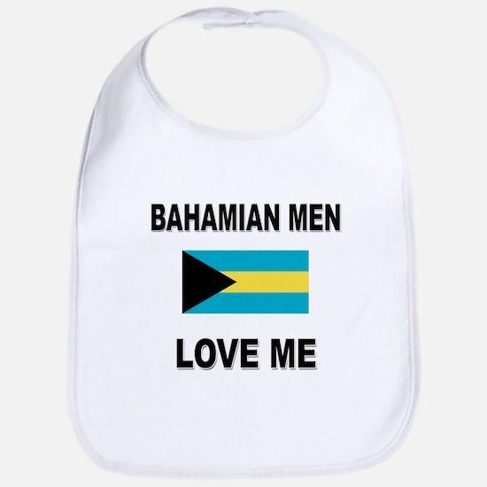 Bahamian Men Love Me Bib