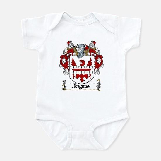 Joyce Coat of Arms Infant Creeper