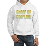 Willy Wonka's Cheer Up Charley Hooded Sweatshirt