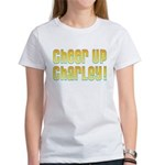 Willy Wonka's Cheer Up Charley Women's T-Shirt