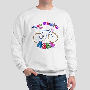 Nana Biker Sweatshirt