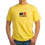 MS- It It What It Is Yellow T-Shirt