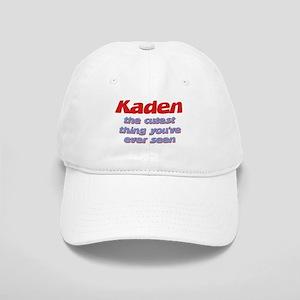 Kaden - The Cutest Ever Cap