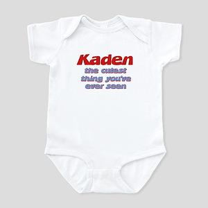 Kaden - The Cutest Ever Infant Bodysuit