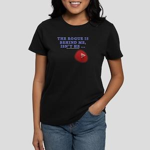 Backstabbed Women's Dark T-Shirt