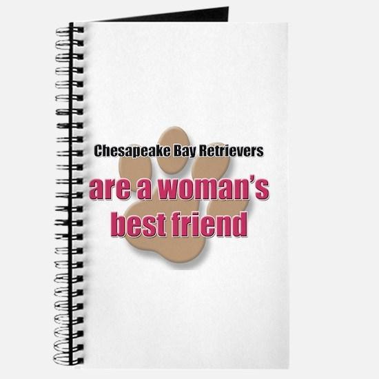 Chesapeake Bay Retrievers woman's best friend Jour