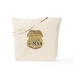 Junior G-Man Corps Tote Bag