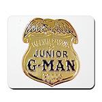 Junior G-Man Corps Mousepad