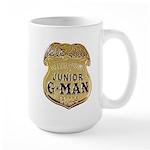 Junior G-Man Corps Large Mug