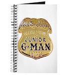 Junior G-Man Corps Journal