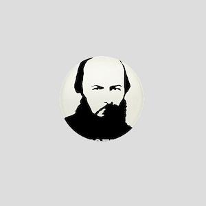 Dostoevsky Mini Button