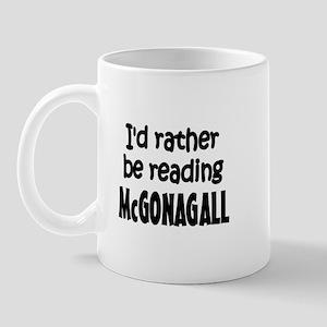 McGonagall Mug
