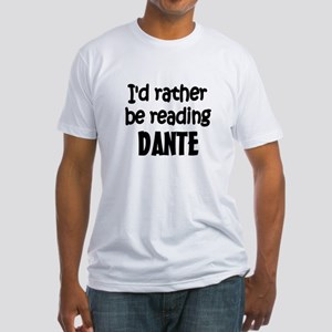 Dante Fitted T-Shirt