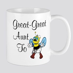 Great Great Aunt To Bee Mug